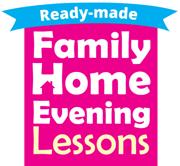 Ready made family home evenings jenny smith 39 s lds ideas for Idea door family home evening