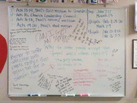 ChalkTalk 001 1 Acts 13-20