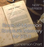 New Scripture Mastery Passages for Book of Mormon 2013