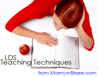 LDS Teaching Techniques