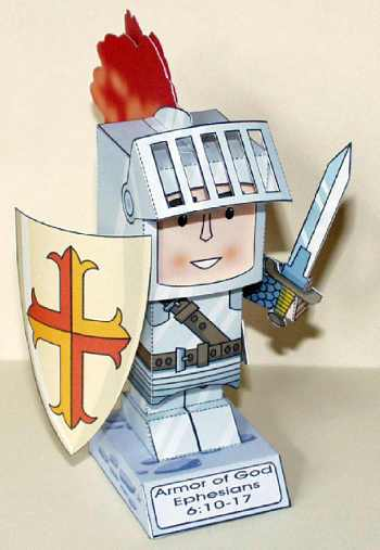 armorofgod Thoughts on the Armor of God