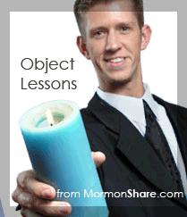 LDS Object Lessons