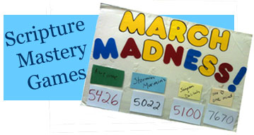 Scripture Mastery Games