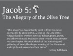 Jacob 5 Allegory of the Olive Tree Study Booklet