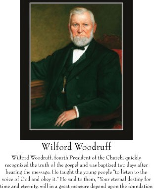 pc wilford woodruff D&C 124-127: Establishment of Nauvoo