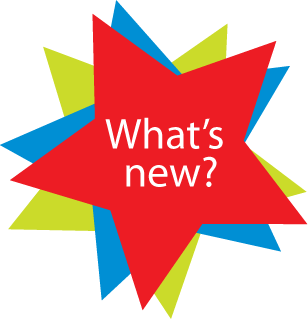 whatsnew What's new with the website?