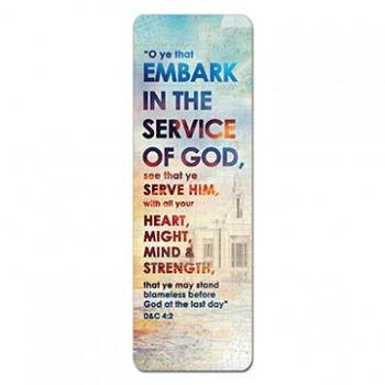 Mutual Theme Bookmark