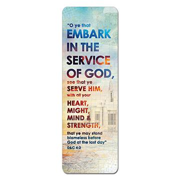 Mutual Theme Bookmark