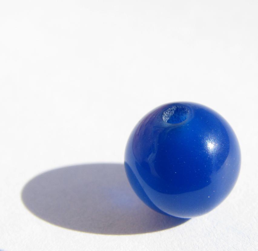 bead blue