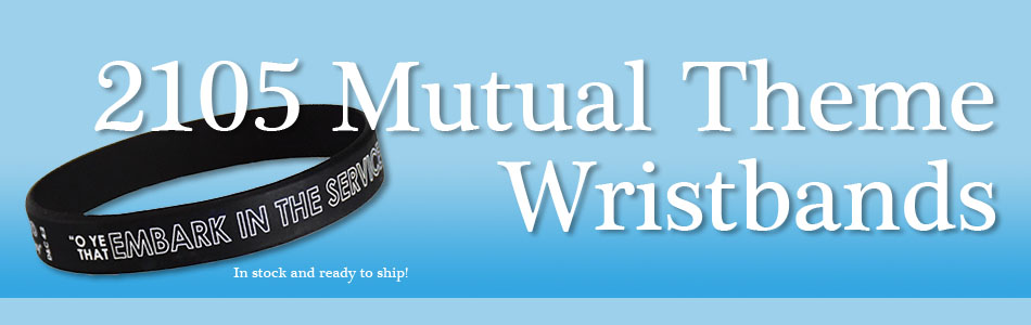 mutual theme wristband- embark