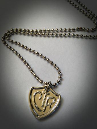 CTR necklace closeup