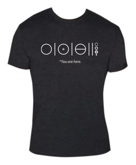 shirtdesign1} Charcoal S