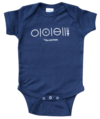 shirtdesign1} Navy 12 mo