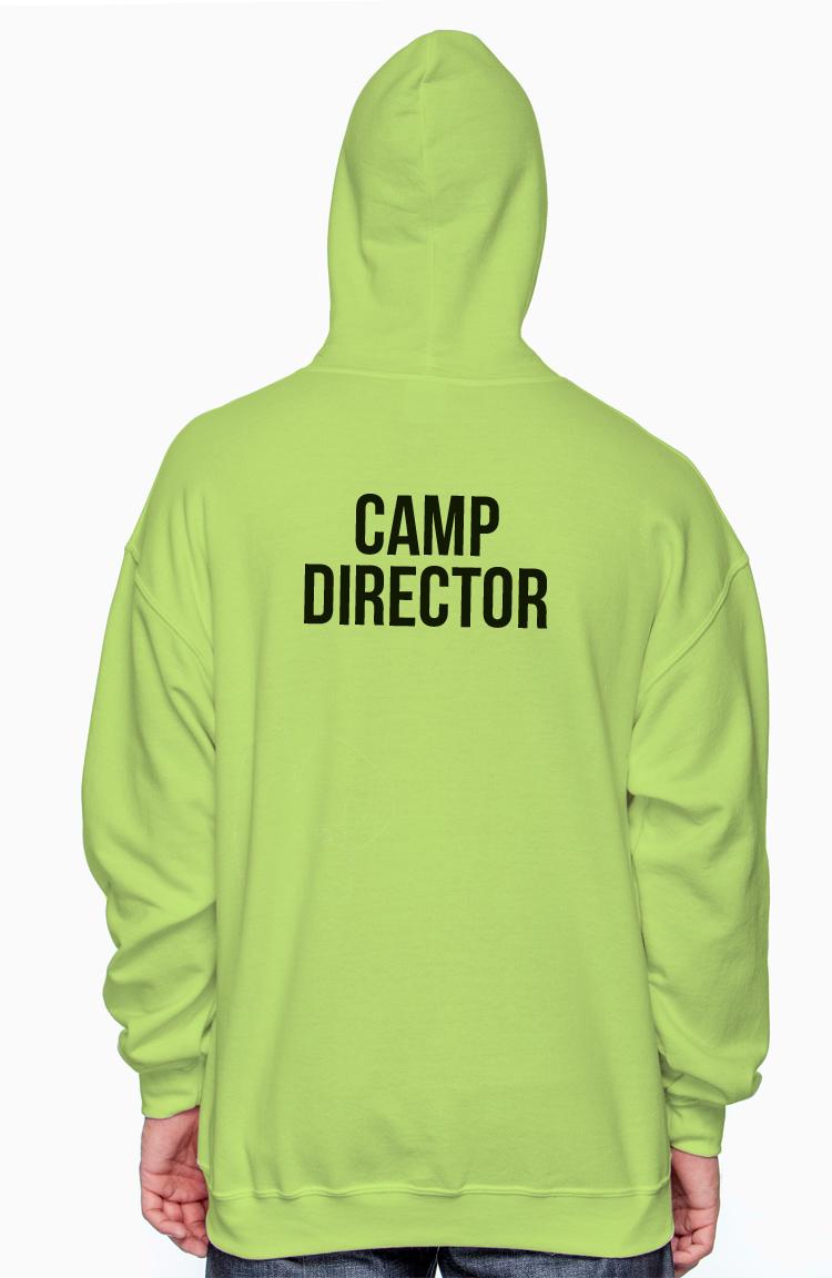 young women yw logo zipper hoodie � jenny smith