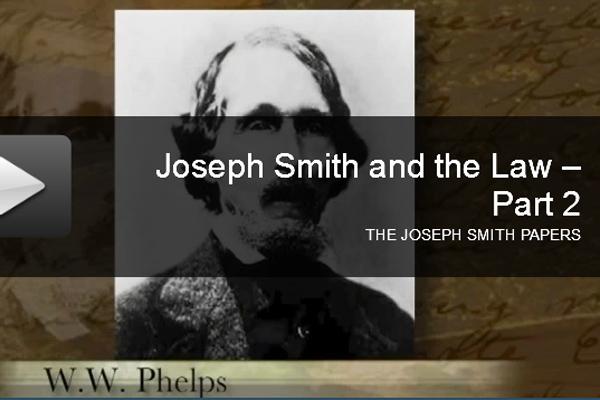 JosephSmithAndTheLaw