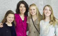 Young Women presidency meeting