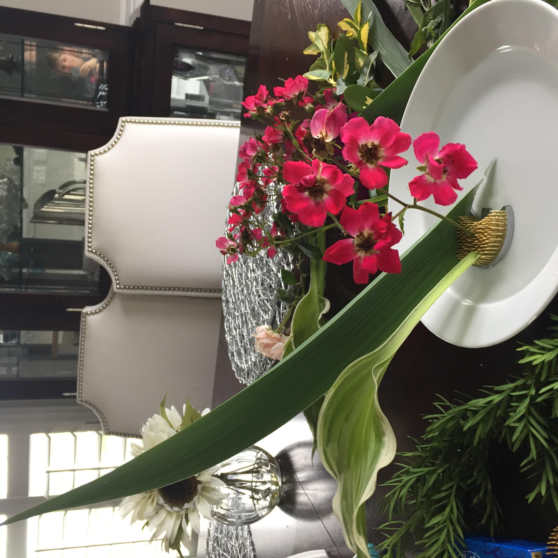 36D6EE3E BF75 4A34 8594 31121EA6AFB6 My First Ikebana Arrangement