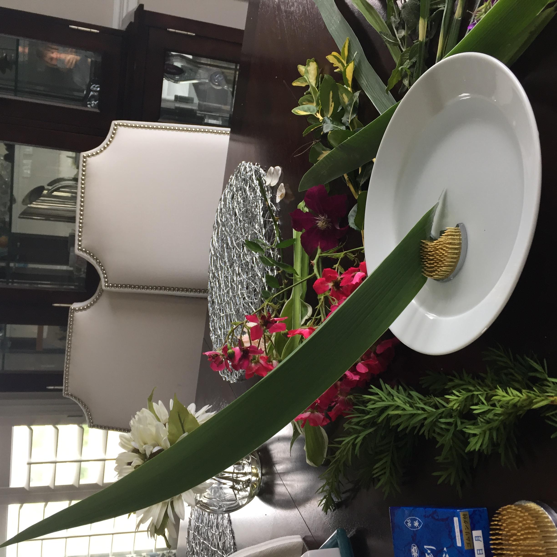 6A011976 171A 4044 8432 7645632DFD16 My First Ikebana Arrangement