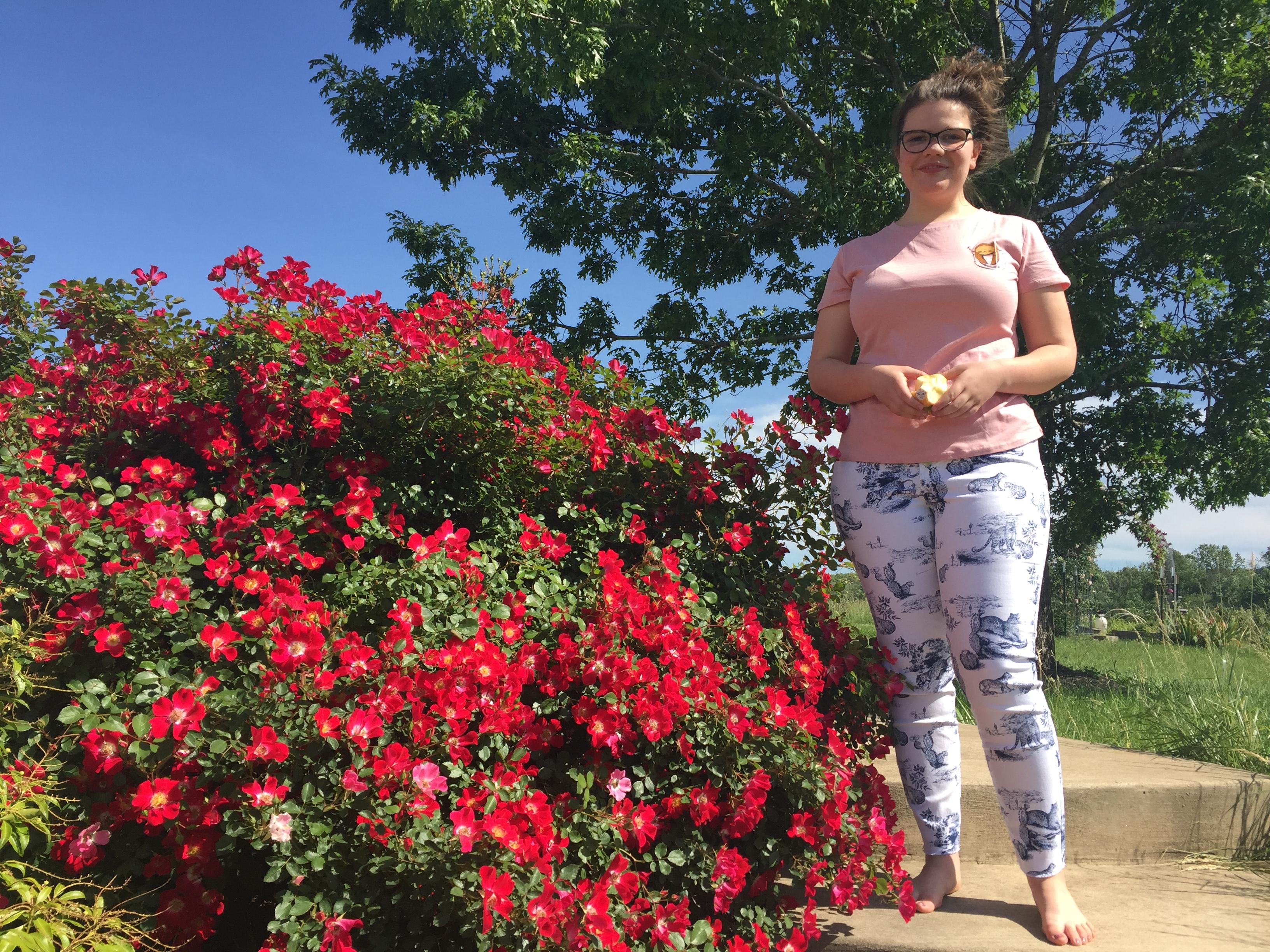 7B2027CA 285F 4762 9927 160375470EE3 Roses in full bloom!