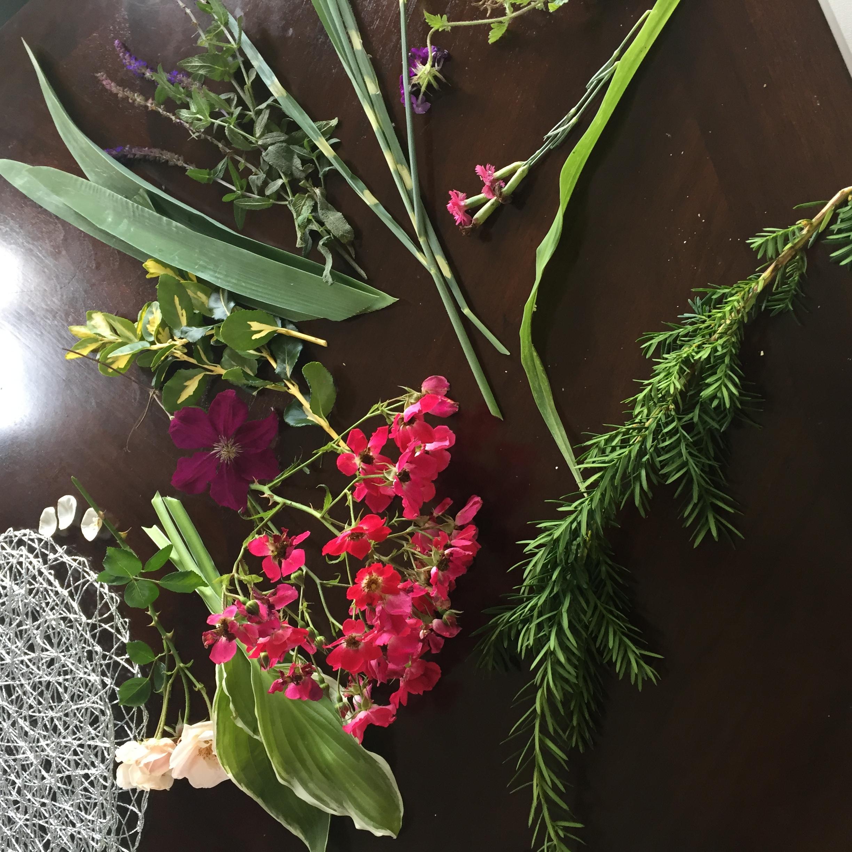 CDB17A1E 659F 462B 92E3 05E21B788658 My First Ikebana Arrangement