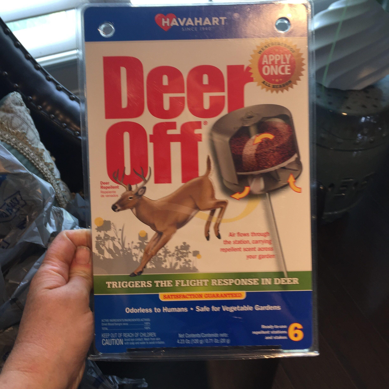 Deer Off Stations