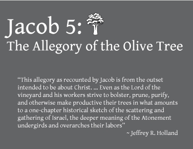Jacob5BookletPreview Ideas for Teaching Jacob 5: The Olive Tree Allegory