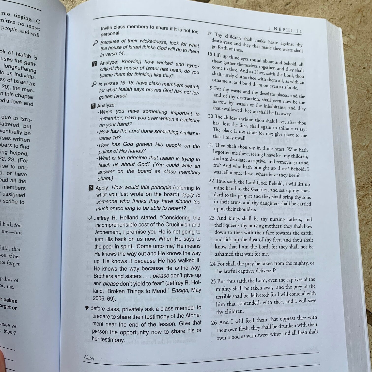 IMG 7542 Book Review: Teaching the Book of Mormon Part One