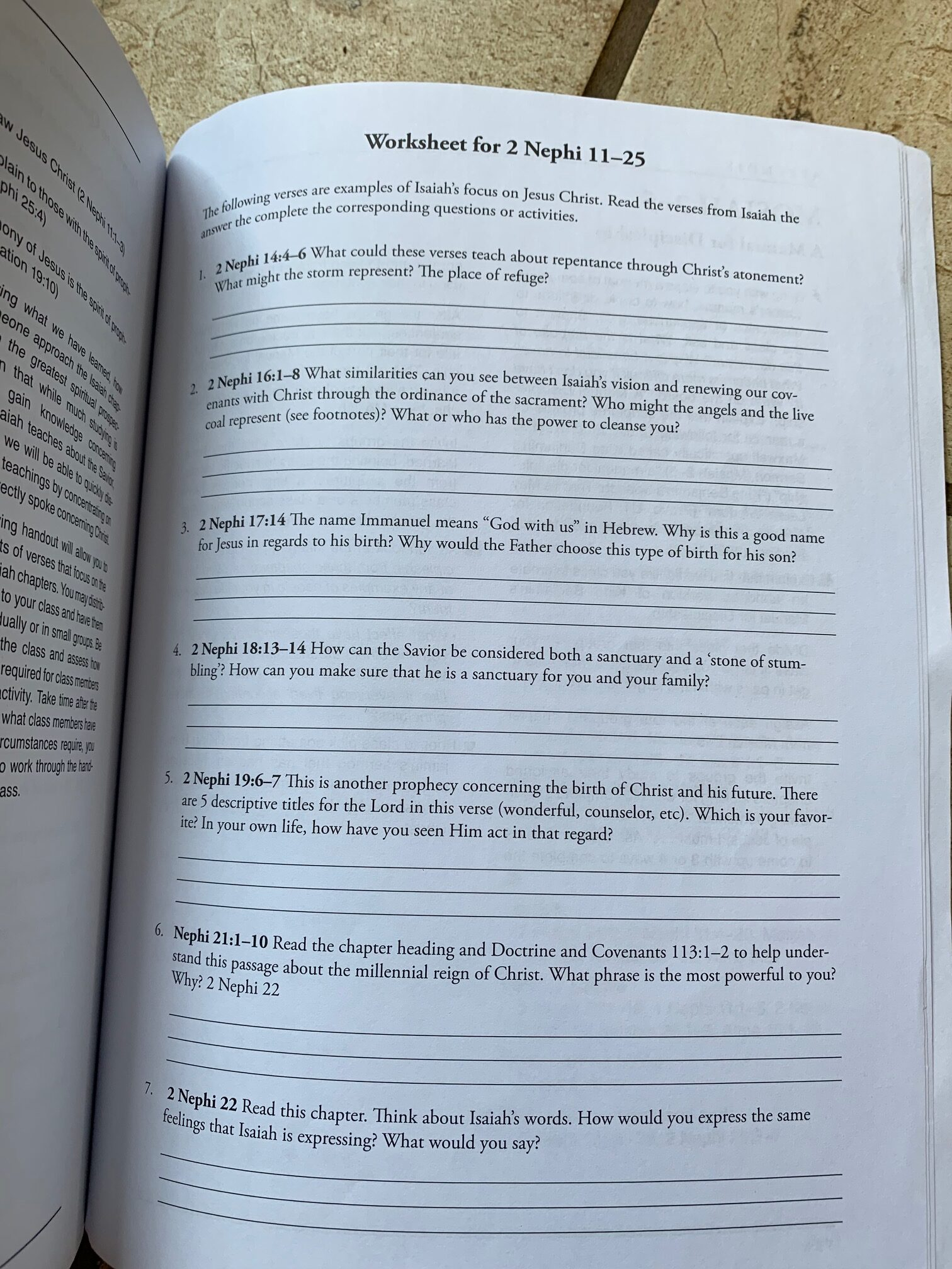 IMG 7545 Book Review: Teaching the Book of Mormon Part One