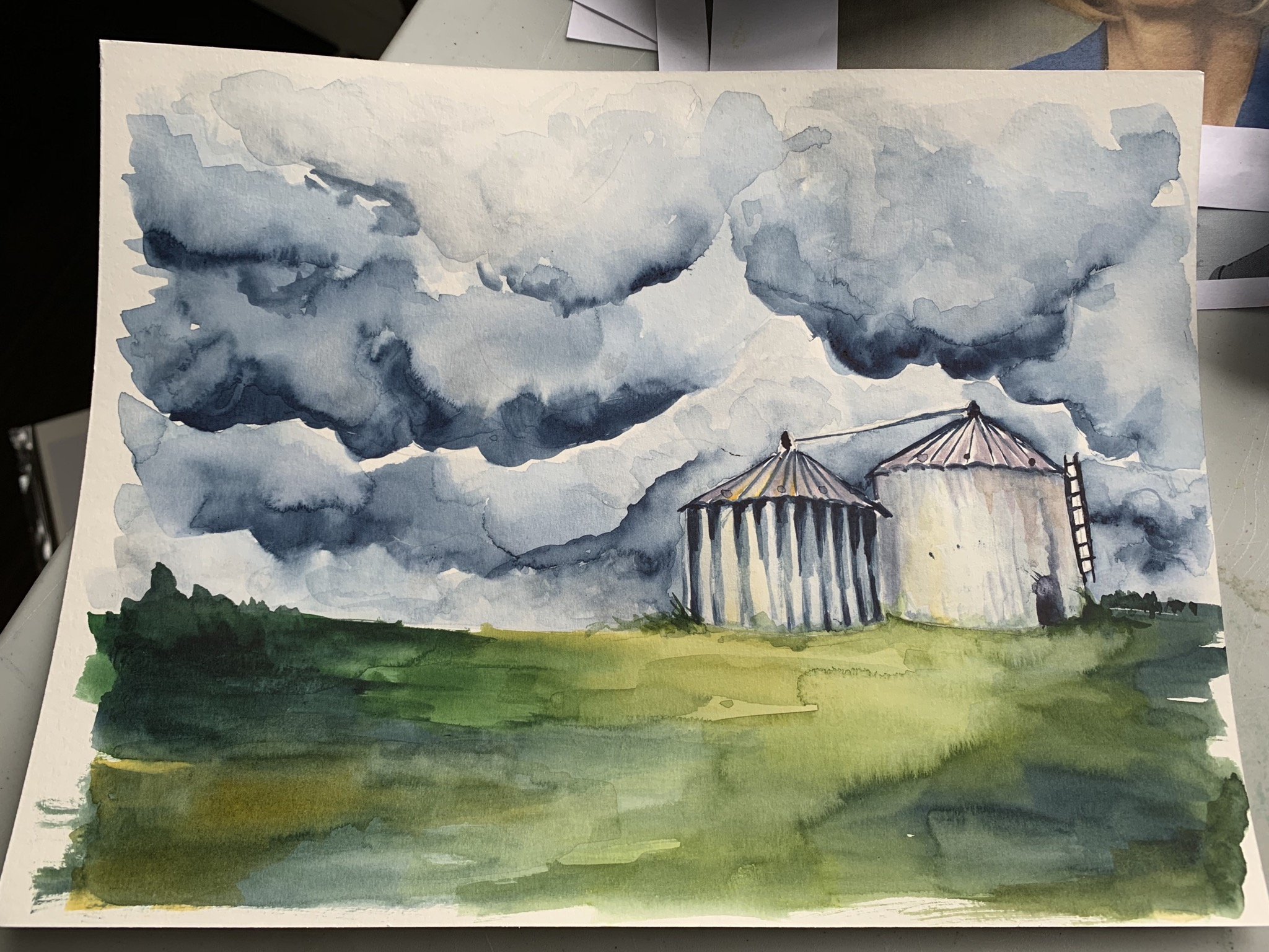 173E03E7 BB43 4850 B2D7 8F9F47161B8F Watercolor storm