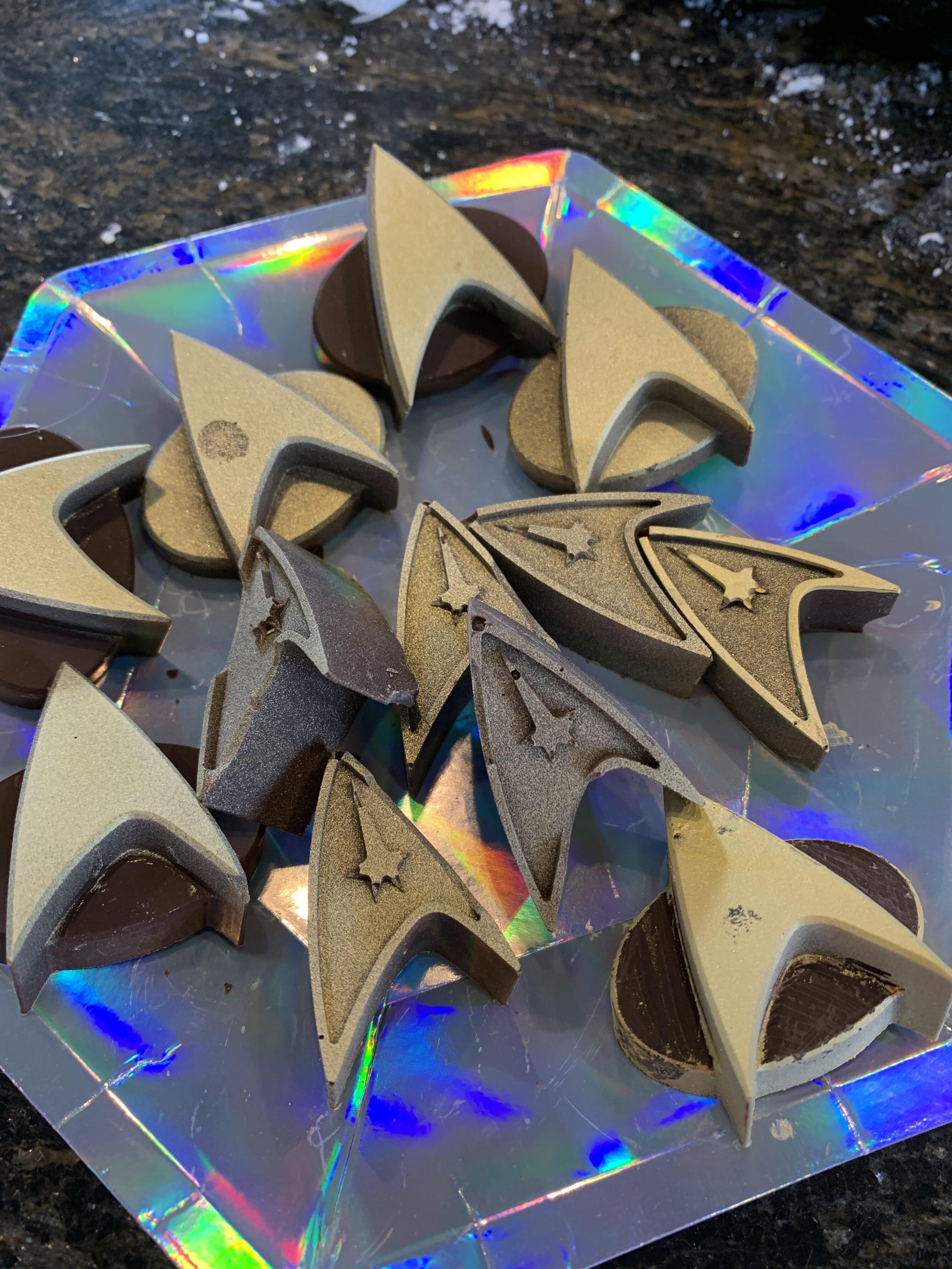 70432347 3698 43ED A7D2 D04CEECA49E5 Star Trek food ideas