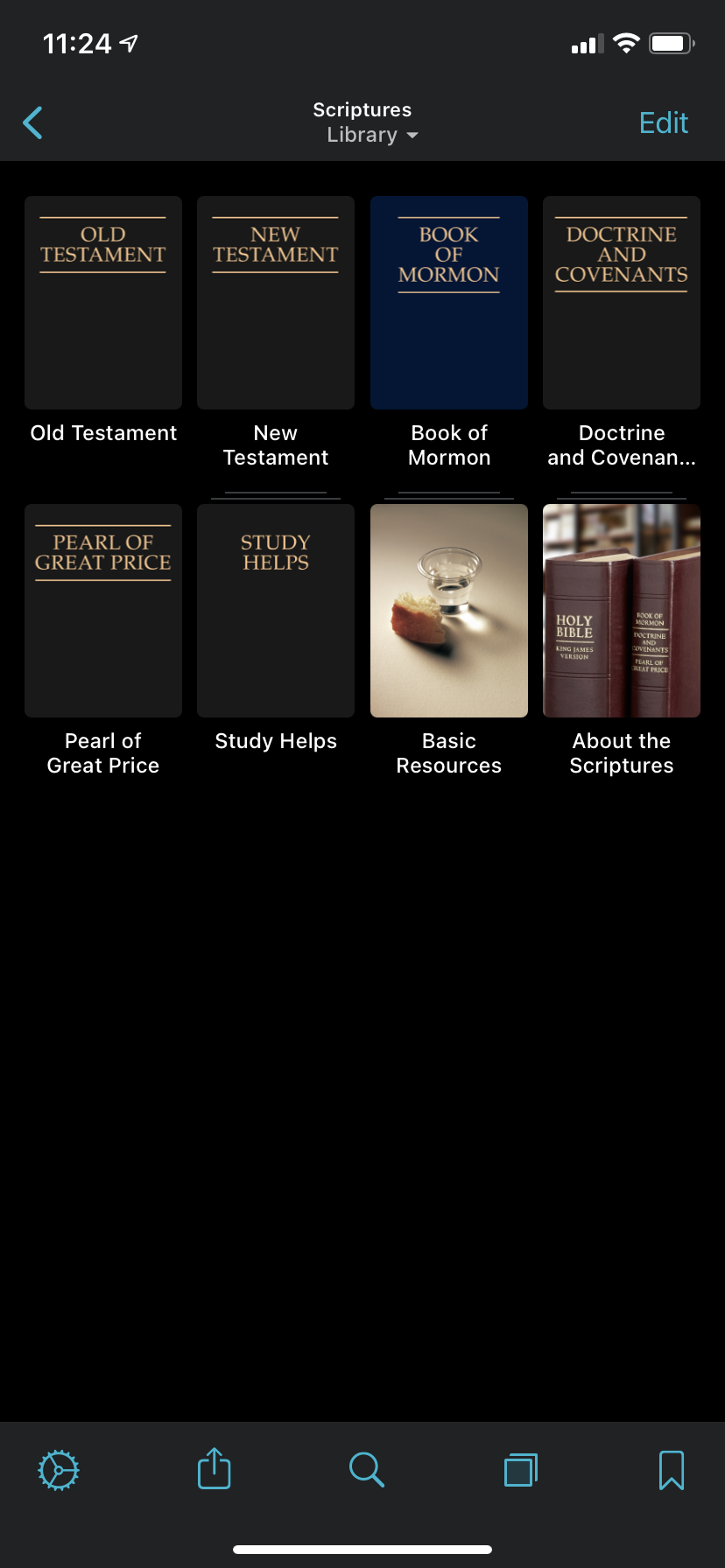 img 4332 How to create a cross-reference link in Gospel Library App and how to use links when teaching