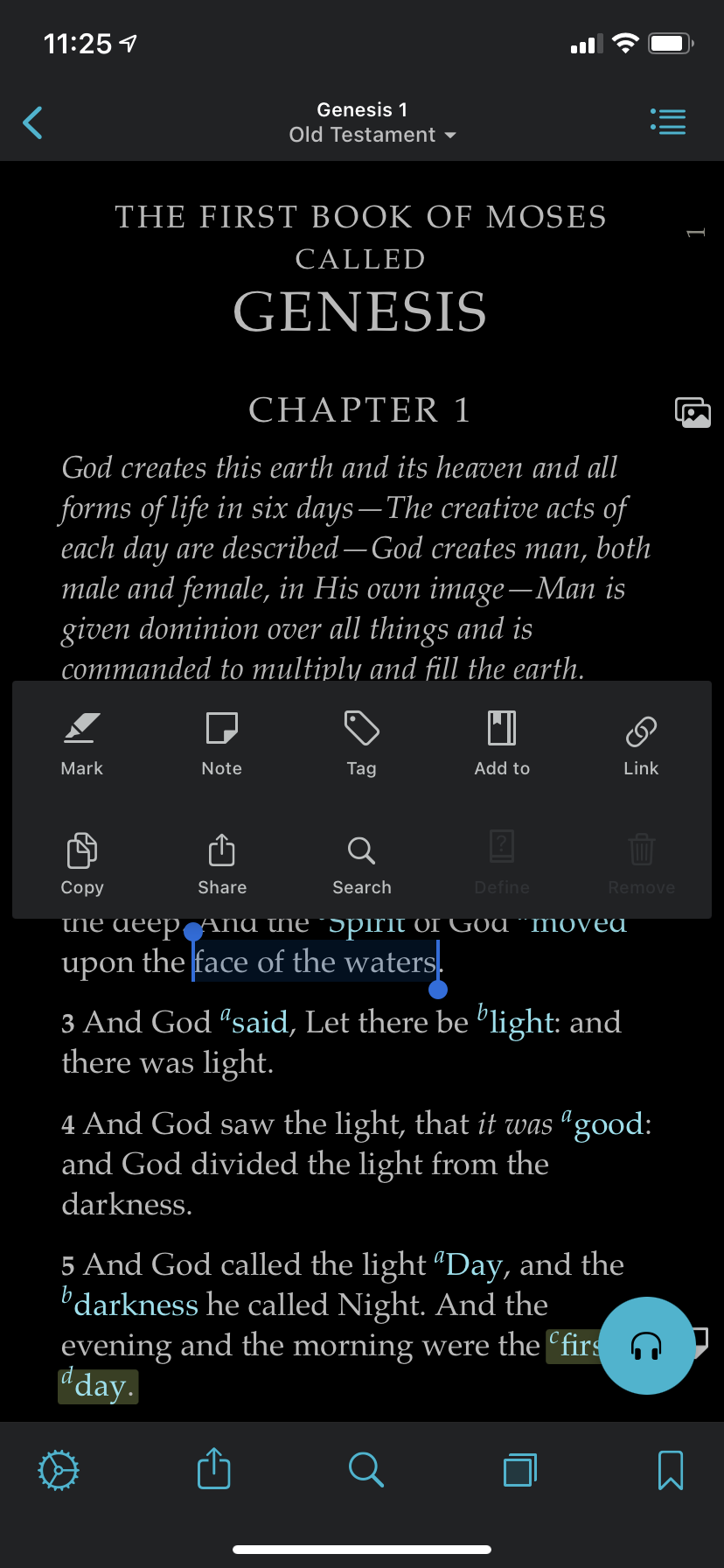img 4340 How to create a cross-reference link in Gospel Library App and how to use links when teaching