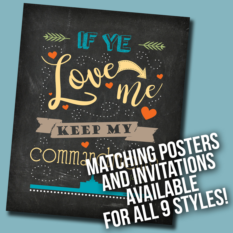 2019 matching posters Jenny Smith Portfolio