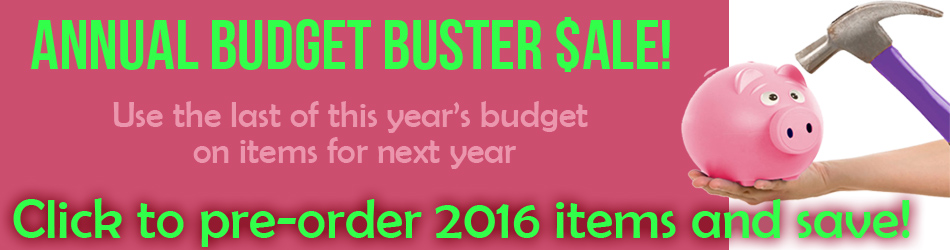 budget buster ad Jenny Smith Portfolio