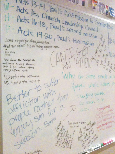 ChalkTalk 002 Acts 13-20